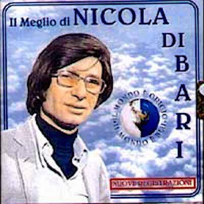 NICOLA DI BARI - IL MEGLIO - Simpaty Record's - CD, DVD ...