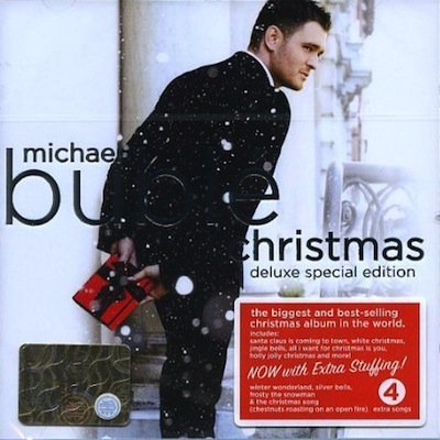 MICHAEL BUBLE' - CHRISTMAS (Deluxe Special Edition) - Simpaty Record's - CD, DVD, Strumenti ...