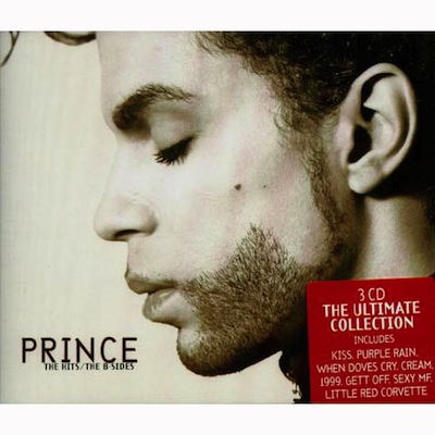 PRINCE - THE HITS/THE B-SIDES - Simpaty Record's - CD, DVD
