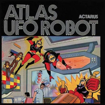 Goldrake atlas ufo robot art for my walls cartoni animati