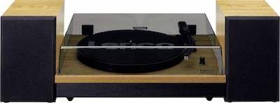 lenco ls 300  LENCO - LS-300 (Trazione Cinghia Bluetooth) Wood - Simpaty Record's ...