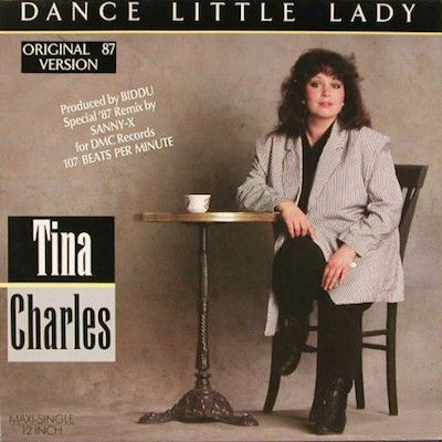 TINA CHARLES - DANCE LITTLE LADY - Simpaty Record's - CD, DVD